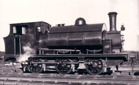 wood loco